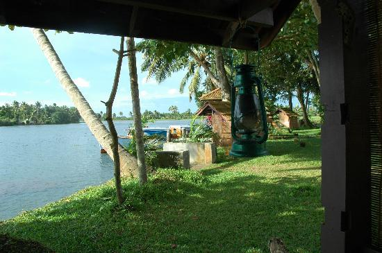 "Lake Haven Island Resorts: View from the exclusive resting place- ""madam"""