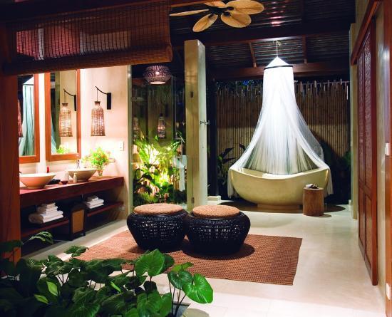 Anantara Rasananda Koh Phangan Villas: Ocean Pool Villa Bathroom