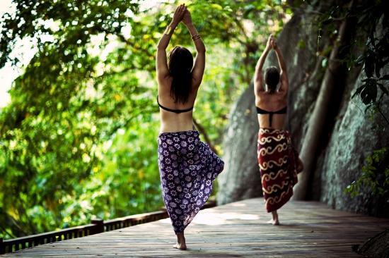 Anantara Rasananda Koh Phangan Villas: Yoga