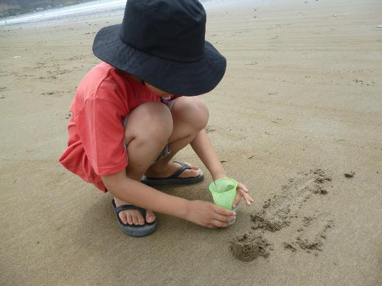 Ecuador: Desde la Playa de Puerto López