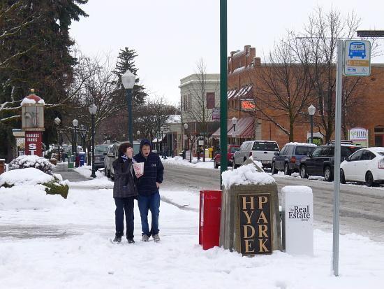 Hyde Park, Boise, Idaho