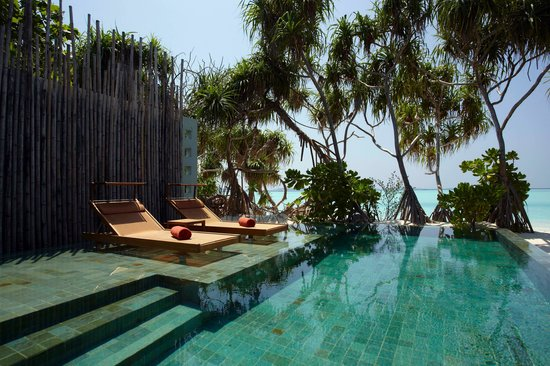 Luxury Pool Villas Maldives: Anantara Kihavah Maldives Villas