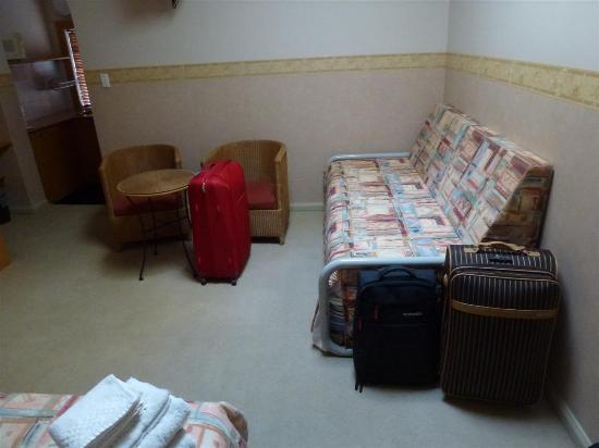 Hotel 59: Habitación