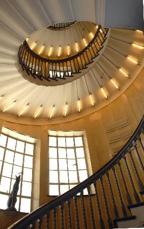 Staircase at Heal's