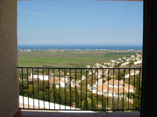 Bella Vista Residencial: view from our terrace