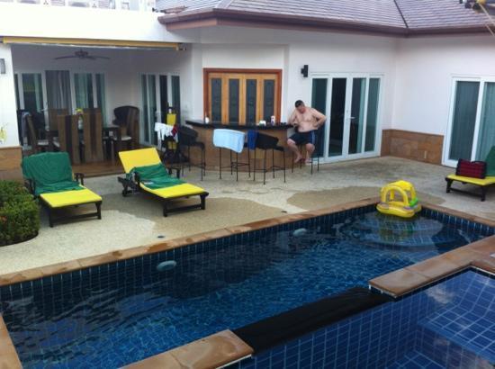 Foto de Tamarind Villas Phuket