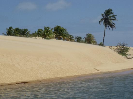 Piaçabuçu, AL: grande duna
