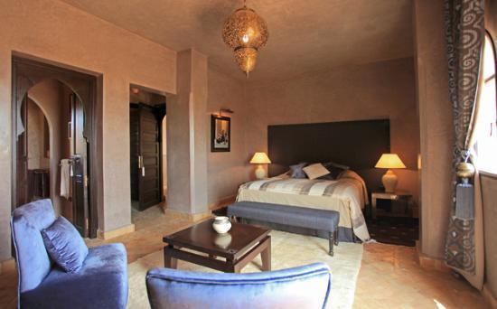 Villa Chamade: une chambre