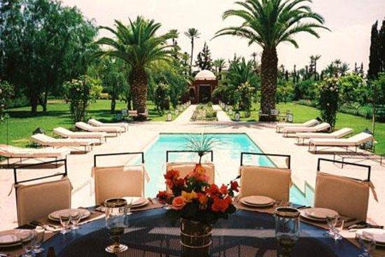 Villa Casa Rossa: la piscine