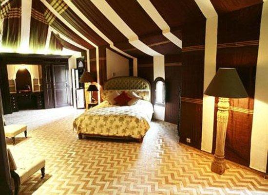 Villa Casa Rossa: une chambre