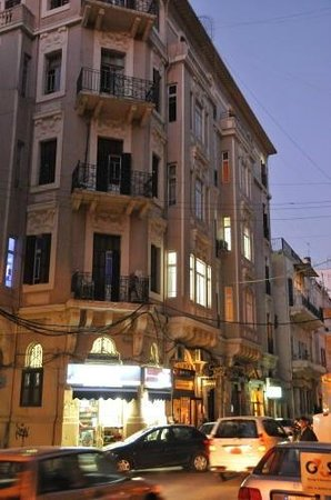 Beyrouth, Liban : French architecture