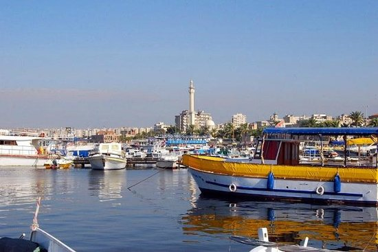 Tripoli, Liban : the port