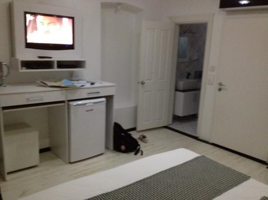 Room 6 at Hot Suites Taksim.