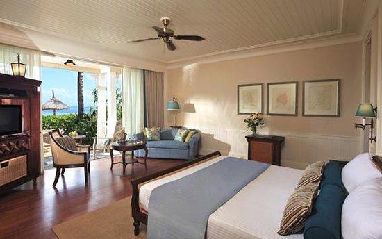 Heritage Le Telfair Golf & Spa Resort: Heritage Le Telfair room Hotel Mauritius: The room