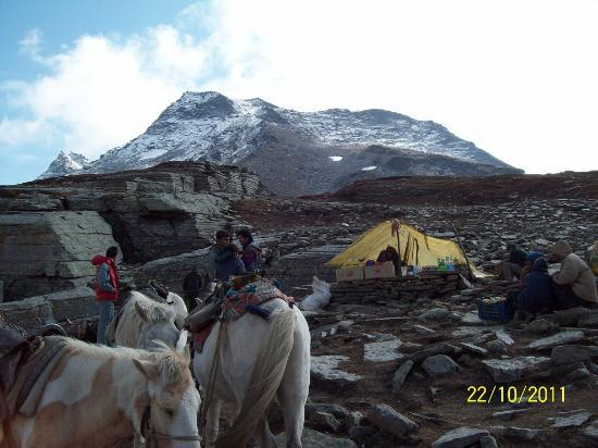 Rohtang Pass: The Top