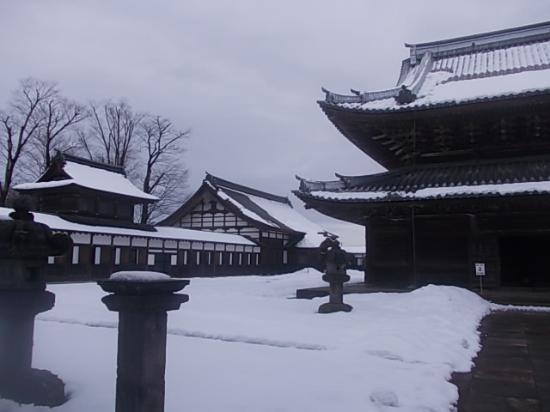 Zuiryuji Temple: 美しい伽藍