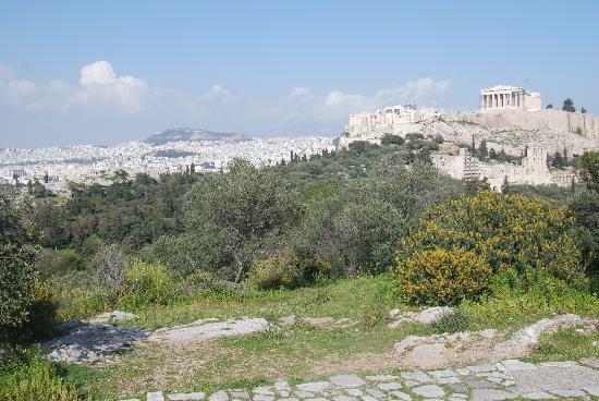 Athen abseits des Rummels