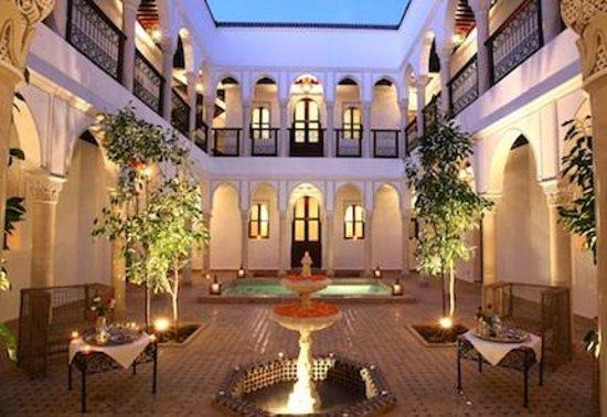 Photo of Bed and Breakfast Le jardin d'Abdou at 2 Et 3 Derb Makina Arset Bel Baraka Medina, Marrakech 40000, Morocco