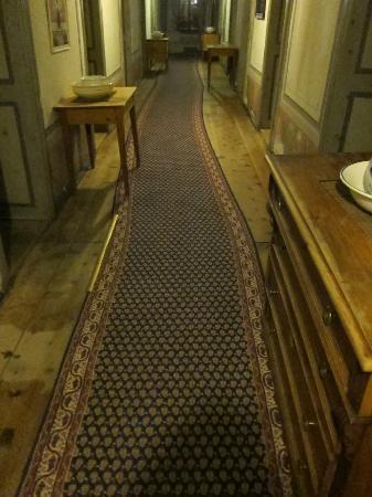 Hotel Weisshorn : Corridor