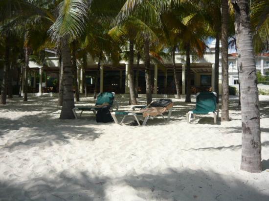 Hotel Riu Lupita: club de playa