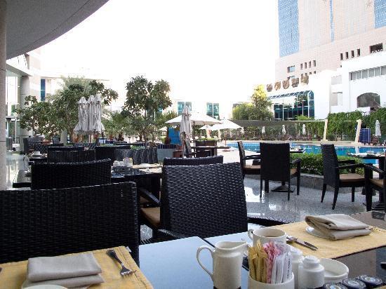 Le Royal Meridien Abu Dhabi: Hotel Front