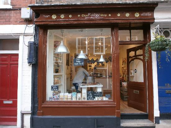 Eton Fudge Shop