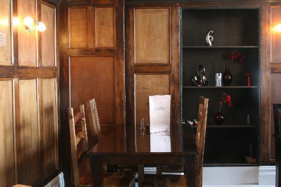 The Palatine Bar: Upstairs