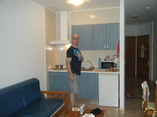 Portinatx Apartments: Our apartment