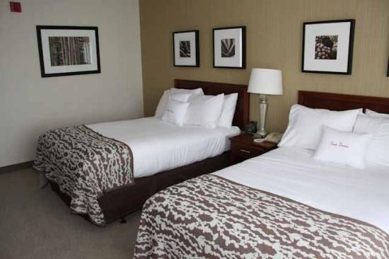 DoubleTree Club by Hilton Hotel Buffalo Downtown: Double Double Suite