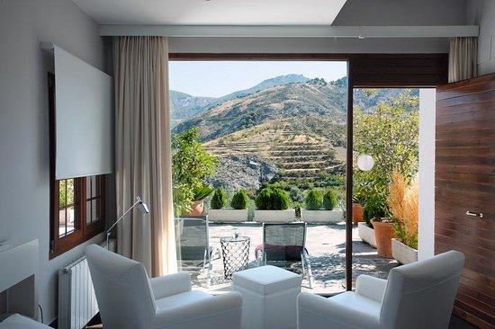 La Almunia del Valle: Habitacion con vistas