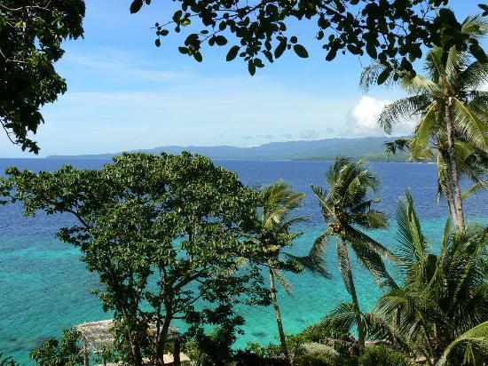 Bituon Beach Resort : Bituon Seeblick