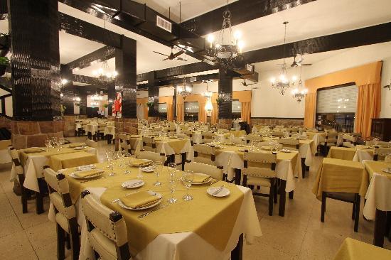 Hotel Antartida: restaurante