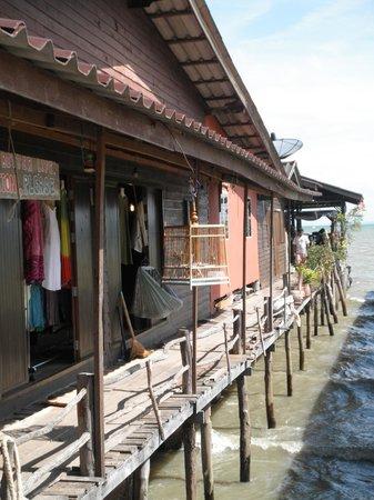Ko Lanta, Thailand: Old Town