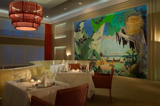 Couples Tower Isle: Gourmet dining included