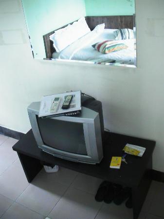 Wada Hostel: In einem der Doppelzimmer