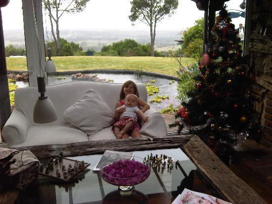 Hotel Art & Spa Las Cumbres: Bernardita y Valentino