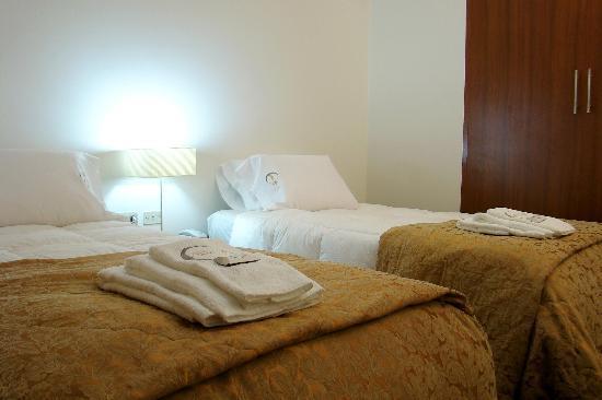 Media Luna Hotel: Hab. Standard Doble