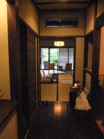 Nagatro Choseikan Ryokan: お部屋