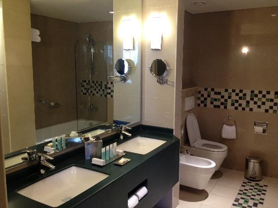DoubleTree by Hilton Hotel Aqaba: Washroom, WC, Bathroom, Restroom, Loo,  Whatever you choose to call it
