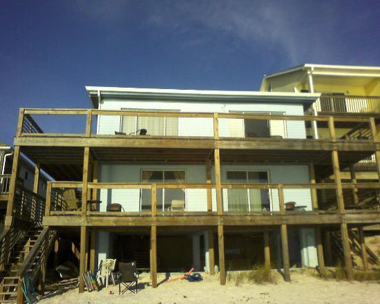 Buena Vista Motel Beach View Of