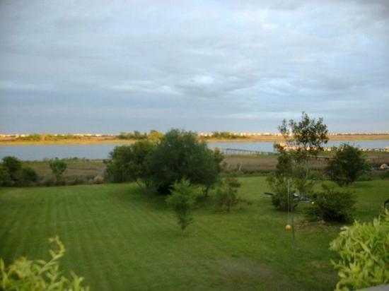 Bed & Breakfast at Mallard Bay: View from Sunroom