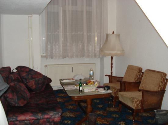 Hotel Bellevue Berlin: Wohnzimmer