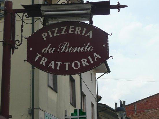 Orentano, Italy: Das Erkennungszeichen