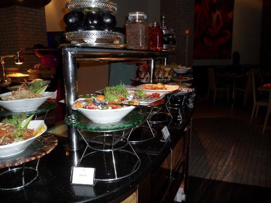 Dessert picture of samba muscat tripadvisor for Samba buffet