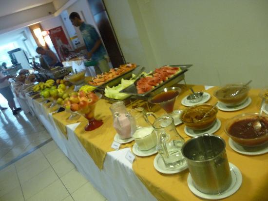 Mar de Canasvieiras Hotel & Eventos: desayuno