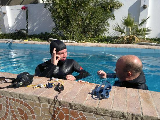 Blue Ocean Free Divers - Day Course : static session