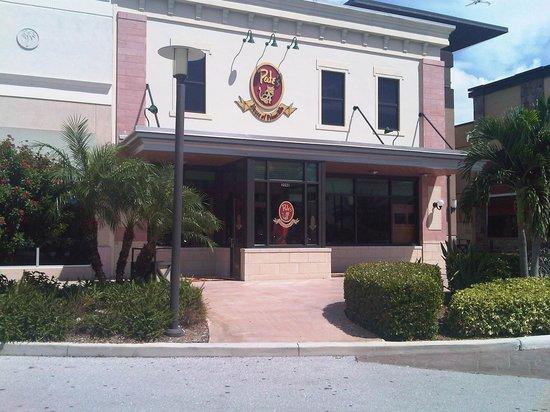 Pate's Steakhouse: Pates House of Prime Rib Coastland Center Naples, Florida