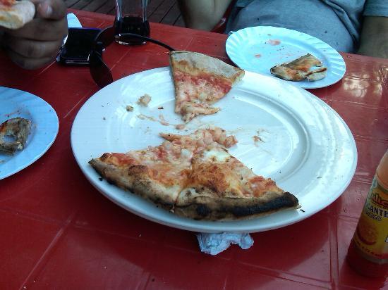 Bella Napoli Brick Oven Pizza: Yummy pizza!!!