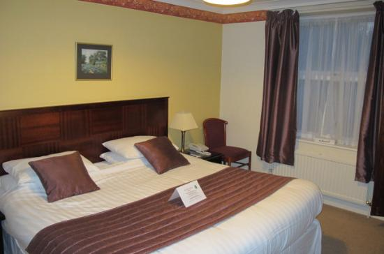 Best Western Claydon Hotel: The bedroom