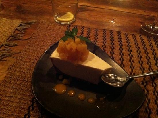 Duke Restaurant : Dessert